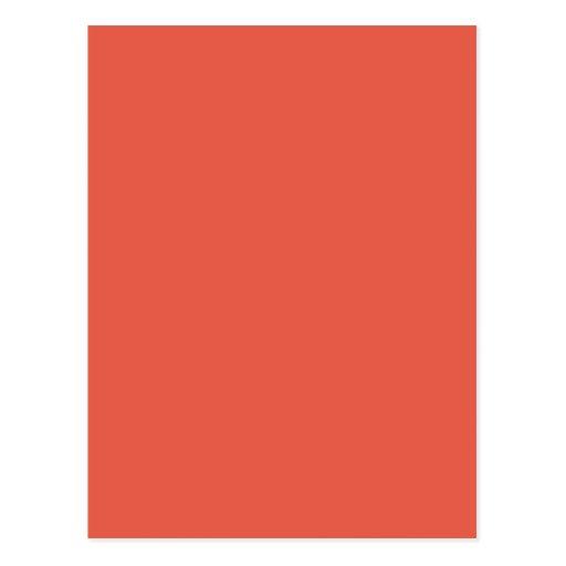 hintergrund farbe koralle postkarten zazzle. Black Bedroom Furniture Sets. Home Design Ideas