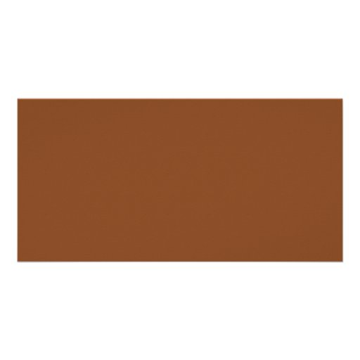 hintergrund farbe kupfer photokartenvorlage zazzle. Black Bedroom Furniture Sets. Home Design Ideas