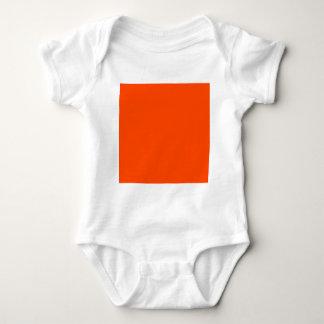 Hintergrund-Farborange T Shirt