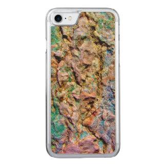 Hintergrund, iPhone 6 dünnes Ahorn-Holz Carved iPhone 7 Hülle