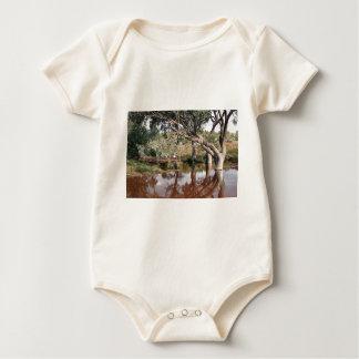 Hinterland-Nebenfluss, Flinders-Strecken, Baby Strampler