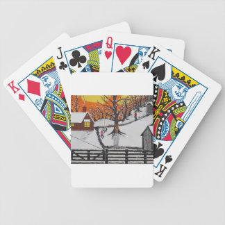 Hinterwälder-Kabine Bicycle Spielkarten