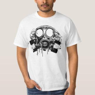 Hip-Hop-Gasmaske T Shirt