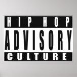 Hip Hop Kultur Poster