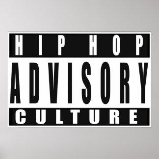 Hip Hop Kultur Posterdrucke