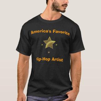 Hip-Hop-Künstler: Amerikas Liebling T-Shirt
