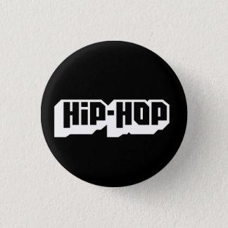 Hip-Hop Runder Button 2,5 Cm