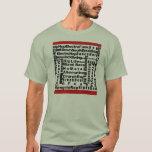 HipHop Stile T-Shirt