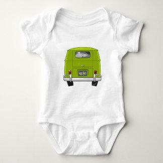 Hippie 1962 Van Baby Strampler