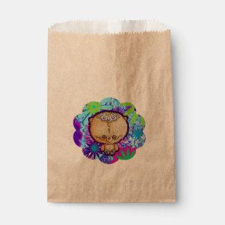 Hippie-Bär Geschenktütchen