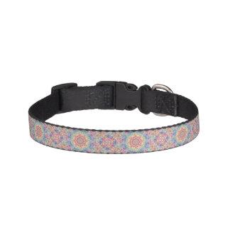 Hippie   deckte Hundehalsbänder, 3 Größen Haustierhalsband