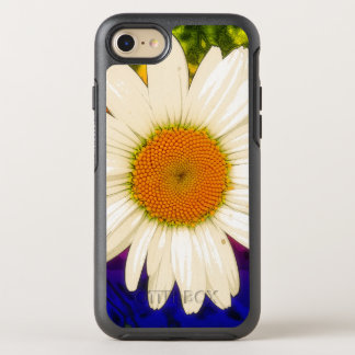 Hippie-Gänseblümchen OtterBox Symmetry iPhone 8/7 Hülle