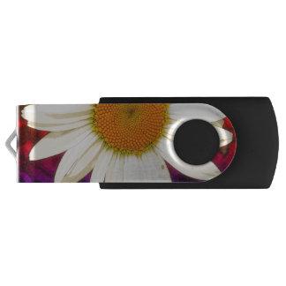 Hippie-Gänseblümchen USB Stick