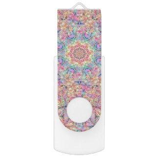 Hippie-Kaleidoskop     USB-   Blitz-Antrieb USB Stick