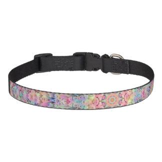 Hippie-Muster-Hundehalsbänder, 3 Größen Haustierhalsband