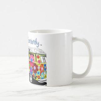 Hippie Van Mug reichlich altern Kaffeetasse