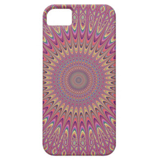 Hippiegitter-Mandala iPhone 5 Etui