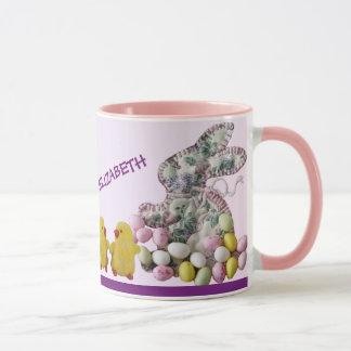 Hippity Hoppity glückliche Ostern Kaffee-Tasse Tasse