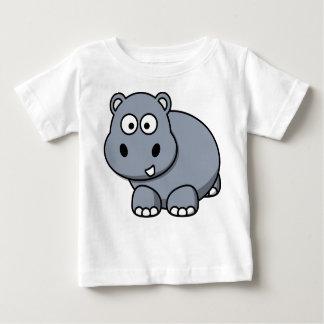 Hippo Baby Shirt