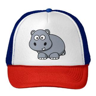 Hippo Capy Trucker Mütze