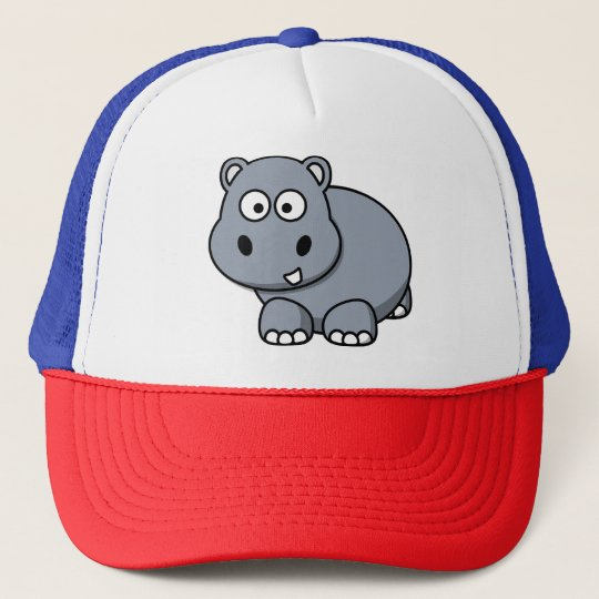 Hippo Capy Truckerkappe