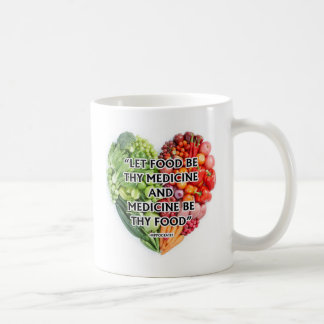 HippocratesQuote.jpg Kaffeetasse