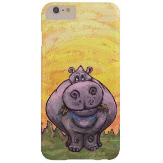 Hippopotamus-Elektronik Barely There iPhone 6 Plus Hülle