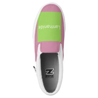 Hipster-Chemie Slip-On Sneaker