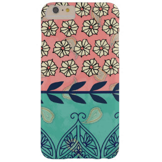 Hipster Girly Boho Paisley iPhone 6 Plusfall Barely There iPhone 6 Plus Hülle