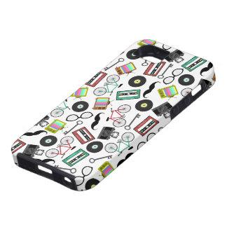 Hipster iPhone 5 Hüllen