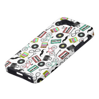 Hipster iPhone 5 Fall iPhone 5 Etui