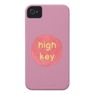 Hipster jugendlich iPhone 4 cover