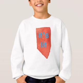 Hipster jugendlich sweatshirt