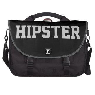 Hipster Laptoptasche