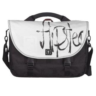 Hipster Laptop Tasche