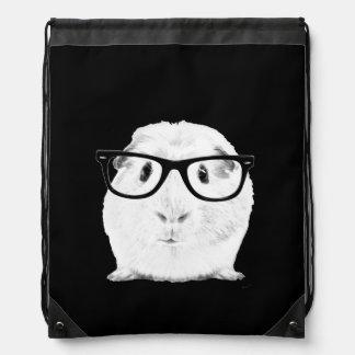 Hipster Pigster Turnbeutel