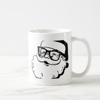 Hipster Sankt Tasse