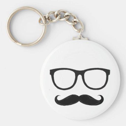 Hipster Schlüsselbänder