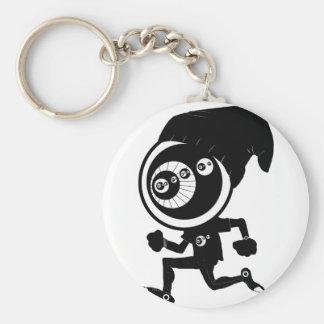 Hipster Schlüsselanhänger