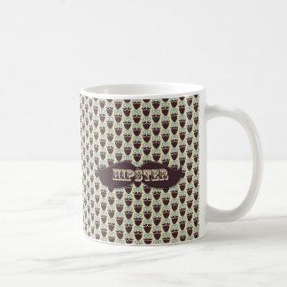 Hipster-Spaß Tasse