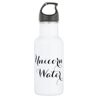 Hipster-Spaß-Zitat-Sprichwort des Unicorn-Wassers Trinkflaschen