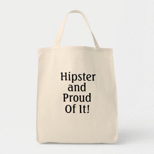 Hipster Leinentaschen