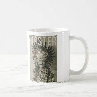 Hipster-Tasse Tasse