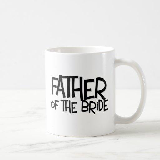 Hipster-Vater-Braut Lite T Kaffeetasse
