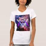Hipstergalaxiekatze T Shirt