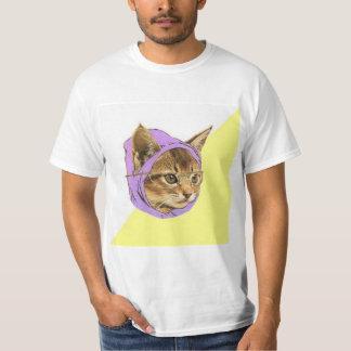 Hipsterkitty-Katzen-Ratetier Meme T-Shirt