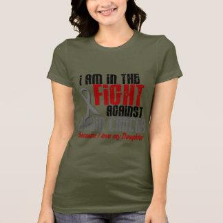 Hirntumor in der KAMPF 1 Tochter T-Shirt