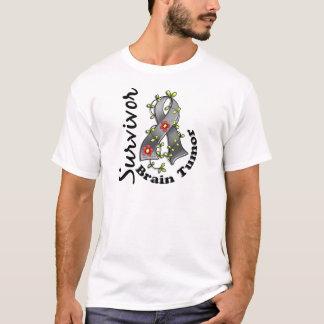 Hirntumor-Überlebender 15 T-Shirt