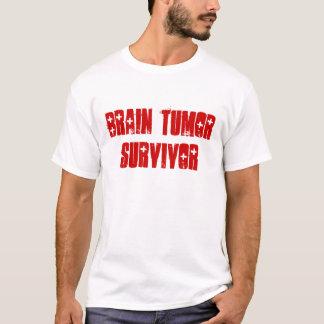 Hirntumor-Überlebender T-Shirt