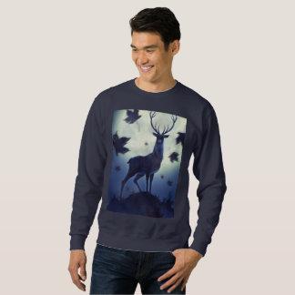 Hirsch-Ren-Weihnachtspullover Sweatshirt